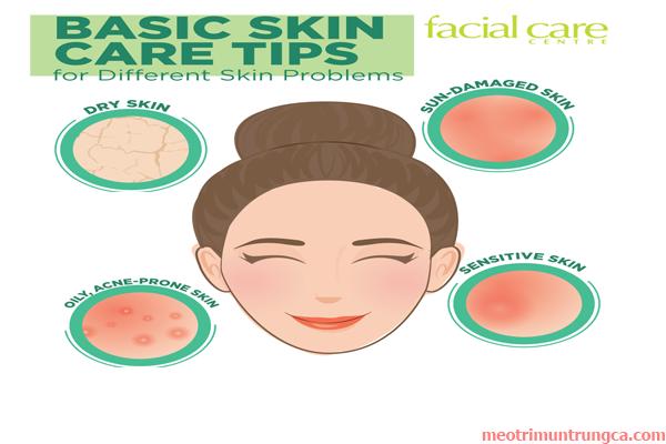 Cách chăm sóc da mụn hằng ngày loại bỏ sạch mụn đến 90% 5