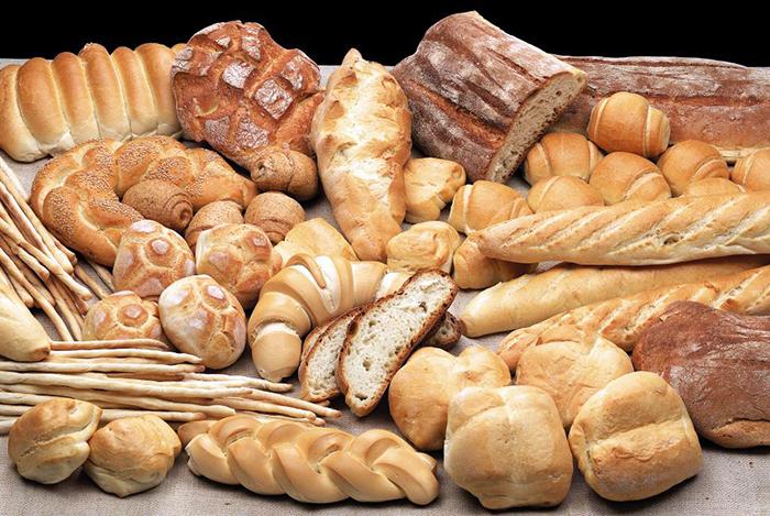 Bị mụn không nên ăn nhiều thực phẩm giàu tinh bột