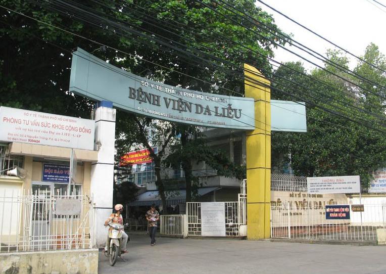 2 bệnh viện uy tín khám da liễu tốt nhất tại TP.HCM 1