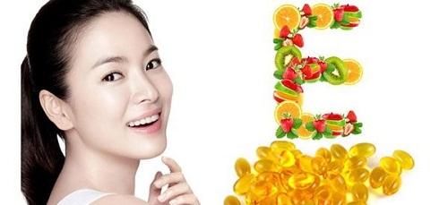 Bôi vitamin E lên mặt để qua đêm có tốt không ? 3