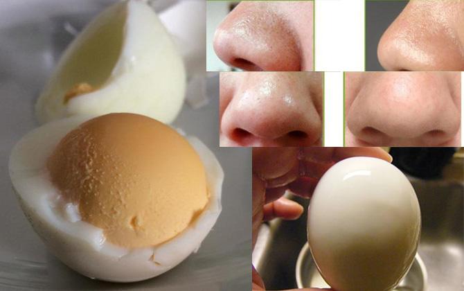 Thực hư việc trị mụn bằng trứng gà luộc - Cách lăn trứng gà luộc trị thâm 1