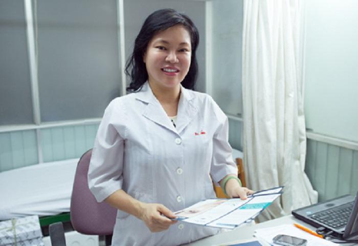 Trị mụn ở đâu tốt nhất tại tphcm - Bác sĩ trị mụn giỏi nhất bệnh viện trung ương