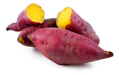 Bị mụn nên ăn khoai lang giúp giảm mụn hiệu quả