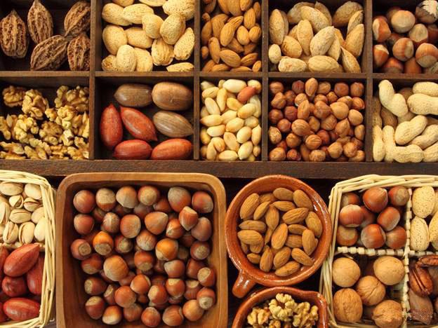 Bổ sung thức ăn nhiều khoáng chất - Chế độ ăn uống cho người bị mụn
