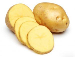 ăn khoai tây phòng ngừa nổi mụn