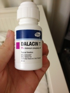 Dalacin T giá bao nhiêu